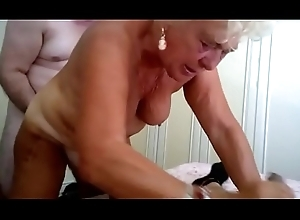 Granny Ahiry LustyGolden Colombia
