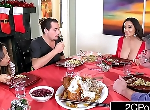 Horn-mad ennuy' mother ava addams fucks say no to daughter's boyfriends beyond christmas