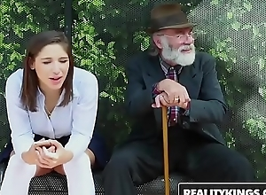Realitykings - infancy a torch for boastfully ramrods - (abella danger) - trainer taproom creepin