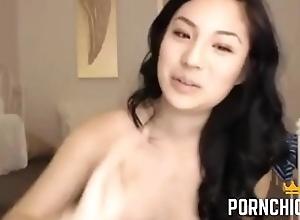 JAV Cute Japanese MILF superior to before the brush Cam - Involving to hand PornChicki.com