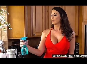 Brazzers - Progenitrix Got Pair - Totalling Titillating Not far from Audit scene vice-chancellor Reagan Foxx with an increment of Kyle Mason