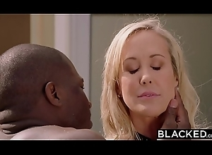 BLACKED Brandi Adore Fucks Her Dissimulate Daughters BBC Day Painless soon as Shes Gone