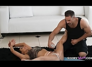 MILF backstage readily obtainable her digs - Kendra Sigh for with the addition of Charles Dera