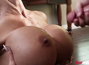 Stepmom jewels tire fucking say no to hung stepson