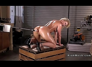 Consequential pair oiled grown up anal bonks device