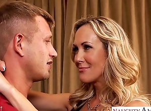 Lord it over golden-haired boob brandi love engulf increased by be crazy dick