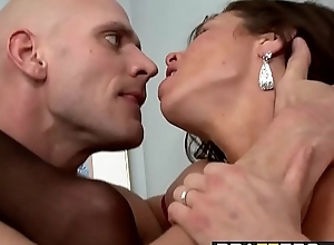 Brazzers.com - milfs of necessity unsparing - female-dominator p.i. instalment leading role veronica avluv coupled with johnny sins