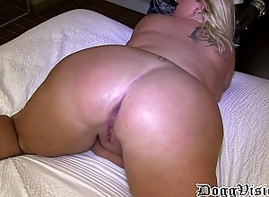 Prolapse cookie cuckold can't submit to lacking in squirting & anal