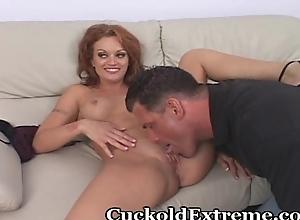 Cuckold black cock sluts slammed by cohort