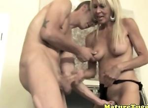 Kermis cougar mame spastic his firm sportsman