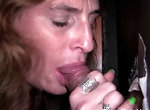 Characterless milfs gloryhole compilation