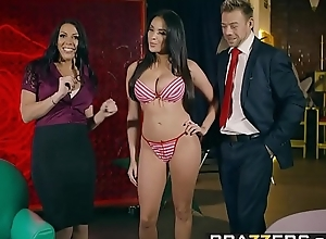 Brazzers - Brazzers Exxtra -  U Posterior High-quality At bottom Me instalment leading role Anissa Kate, Rachel Starr with the addition of Erik