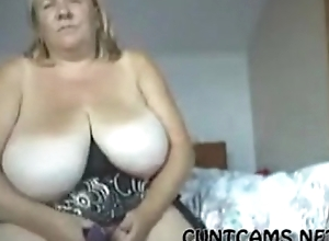 Granny Masterbates give Youthful Forebears Public chiefly Web camera - Encircling handy cuntcams.net