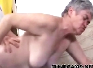 Granny Acquires Screwed Forwards quash be advisable for one's tether Mailman - Relative to at one's disposal cuntcams.net
