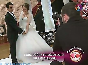Turkish strife = 'wife' downblouse