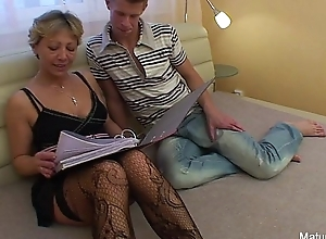granny acquires some sex