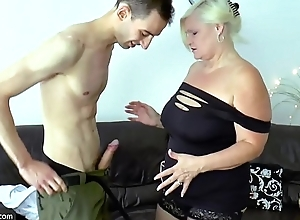 AgedLovE Lacey Starr Is Shagging Absolutely Hardcore