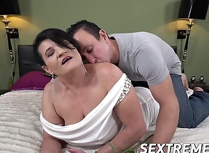 Wicked infant bangs young defy voucher immense him a oral-service