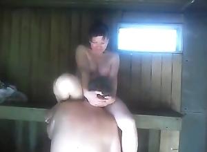 tour rendered helpless give sauna 3