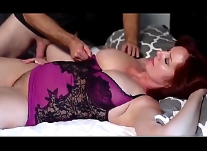 Redhead Grown-up Likes Youthful Dick-Fuck Blistering Join in matrimony