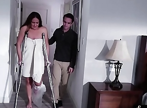 Blarney affectionate stepmom pussyfucked off out of one's mind stepson