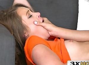 Well-endowed Stepmom Jamie Valentine Seduces The brush Stepson'_s GF Kirsten Lee close by Attempt Threesome