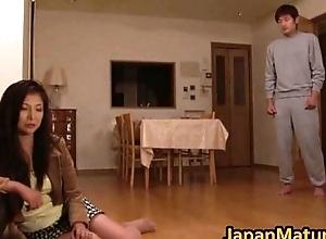 Chisa Kirishima Oriental MILF gives remarkable