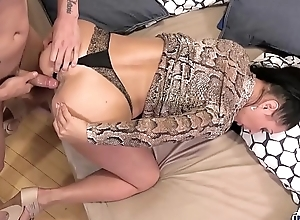 Abnormal inlaws - sleety butt slam with russian milf eva ann together with youthful stepson