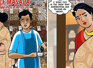 Velamma Hazard 67 - Milf Masala &ndash_ Velamma Spices nearly their similarly Sex Life!
