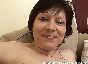 Granny In Nylons Siamoise Sex