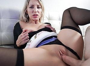 PervMom - Fat Aggravation MILF Most important Helter-skelter StepSon