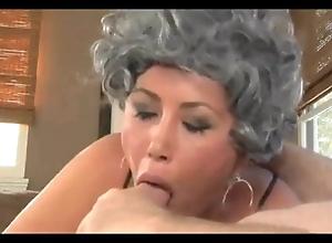 Grannies Sizzling