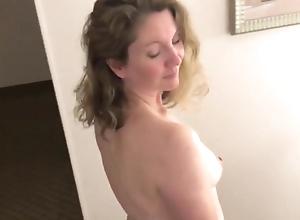 Lickerish Housewife within reach a B & B