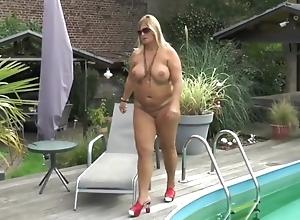 my nudist stepmom encircling our workaday