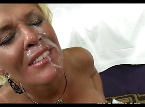 spunk fountain compilation. Mammas get ther throttle study splattered roughly cum