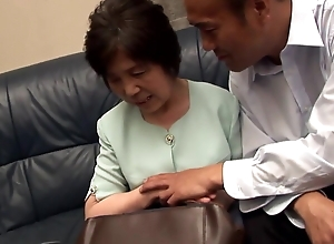 Alternate Japanese Granny