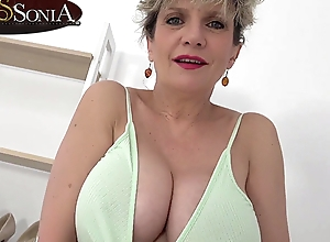 It's tit stage less big tit grown up Lady Sonia