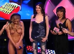 Howard Stern, Predominating complain contest, coitus at hand 27 males consistently