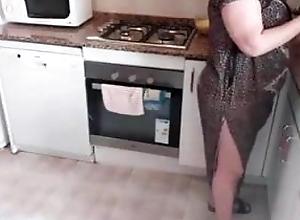 Maman marocain big ass