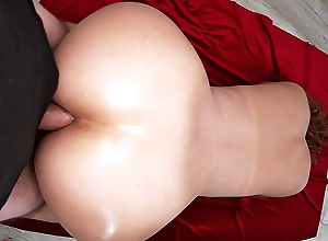 Anal sex and blowjob with a mature mom and son.