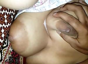 Desi wife has affair with husband's friend. Boobs fondling
