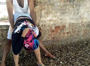 Real Hindu bhabhi has outdoor sex with Devar. Hindi talk sex