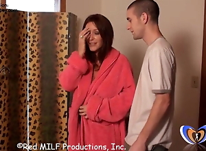 MILF Stepmom Rachel allows her body to be touched