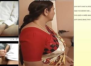 Lets Gang bang this nasty Indian mother