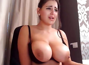 Katrina Kaif lookalike pornstar fingering and shaking