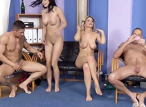 Sexy Swingers Play Hard