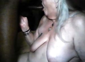 Granny slut Bobbi