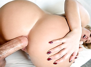 Horny Wife Lets Husband's Student Fuck Her In The Ass