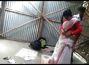 South Indian college couple fucking in a garage