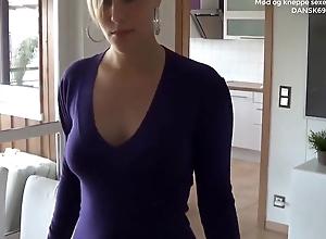 Dansk Mor Sutter Stor Pik